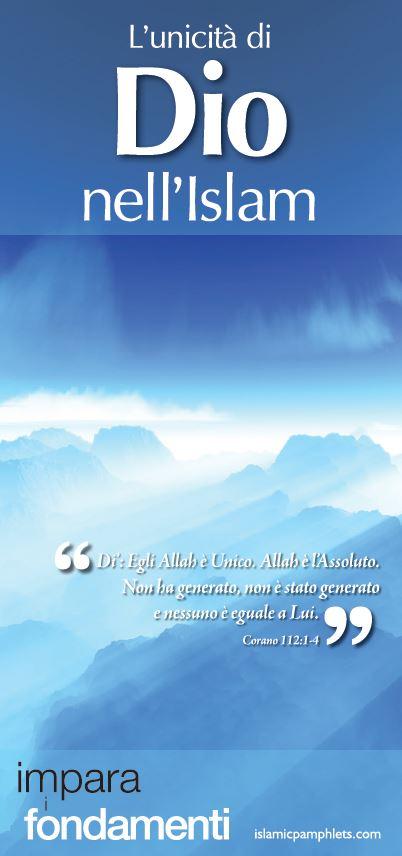 L'unicità di Dio nell'Islam