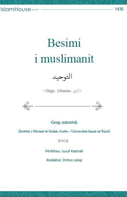 Besimi i muslimanit