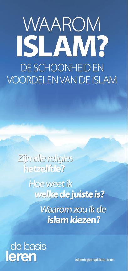 Waarom Islam?